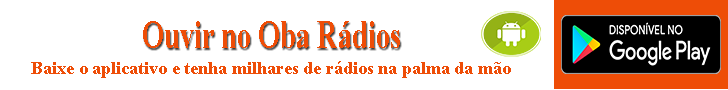 Ouvir no Oba Rádios